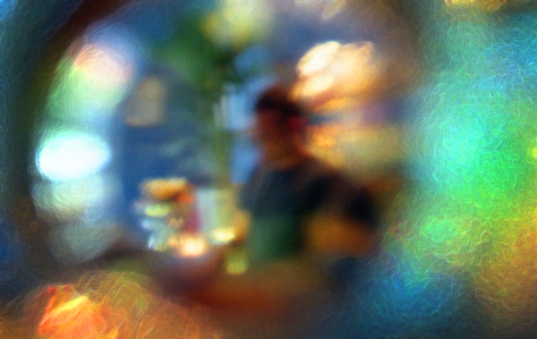 Through the Bottom of a Glass photo by JOtwell (click to buy)