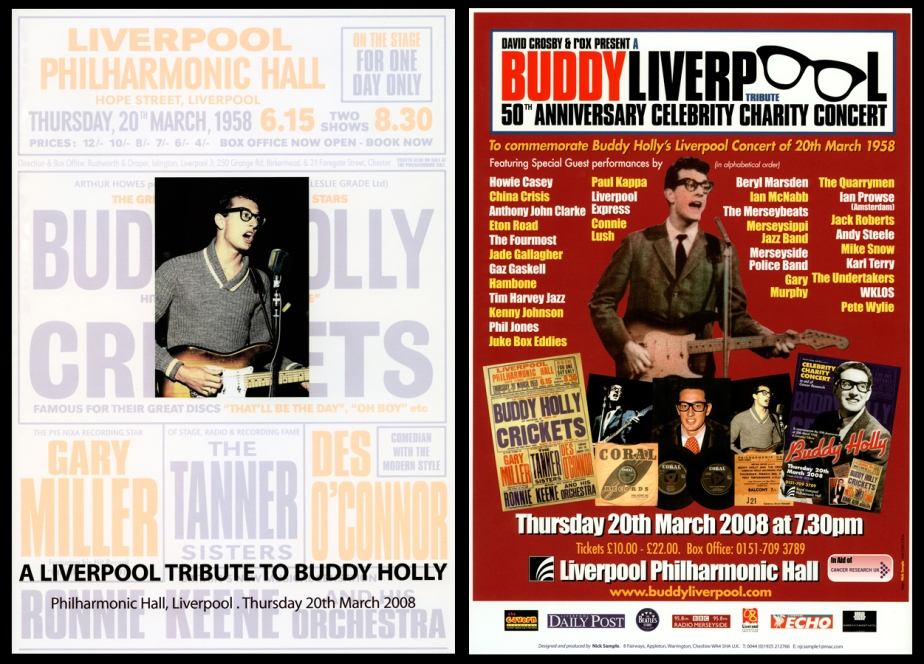 From The Archives…A Liverpool Tribute to Buddy Holly