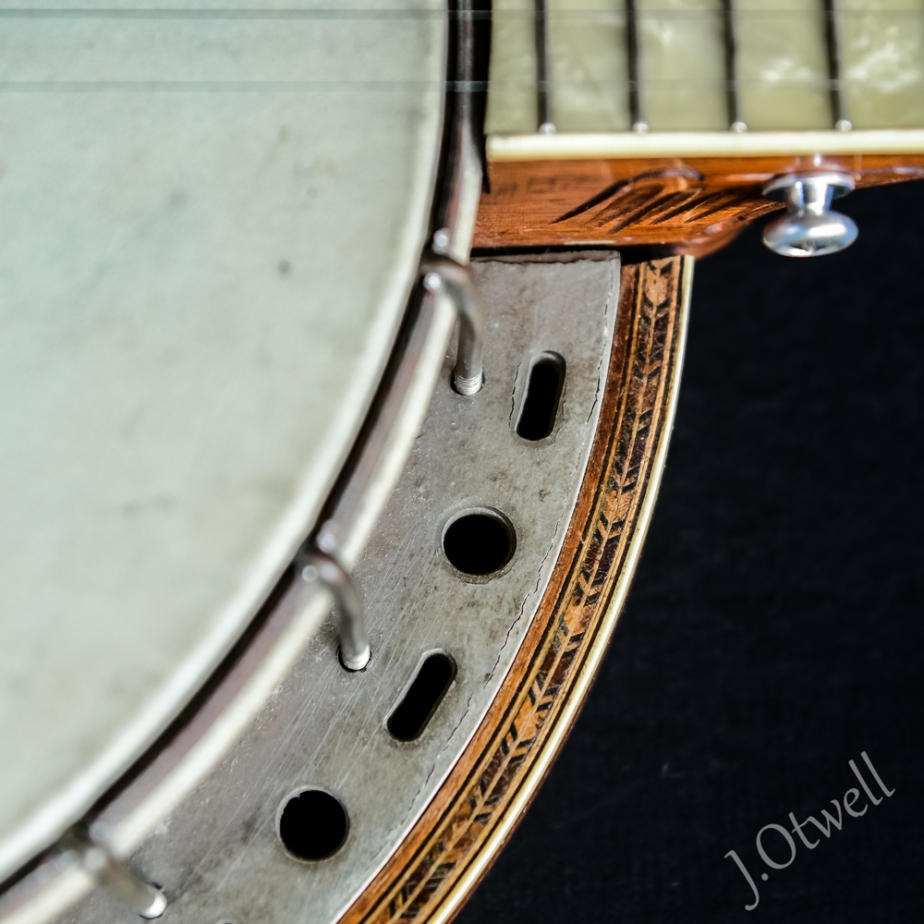 Best of The Skelly: Instrumental Musings…Concertone Banjo