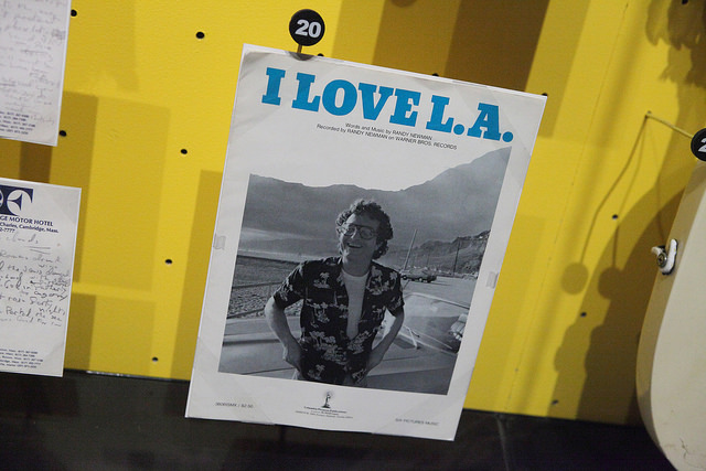 I Love L.A. by Sam Howzit